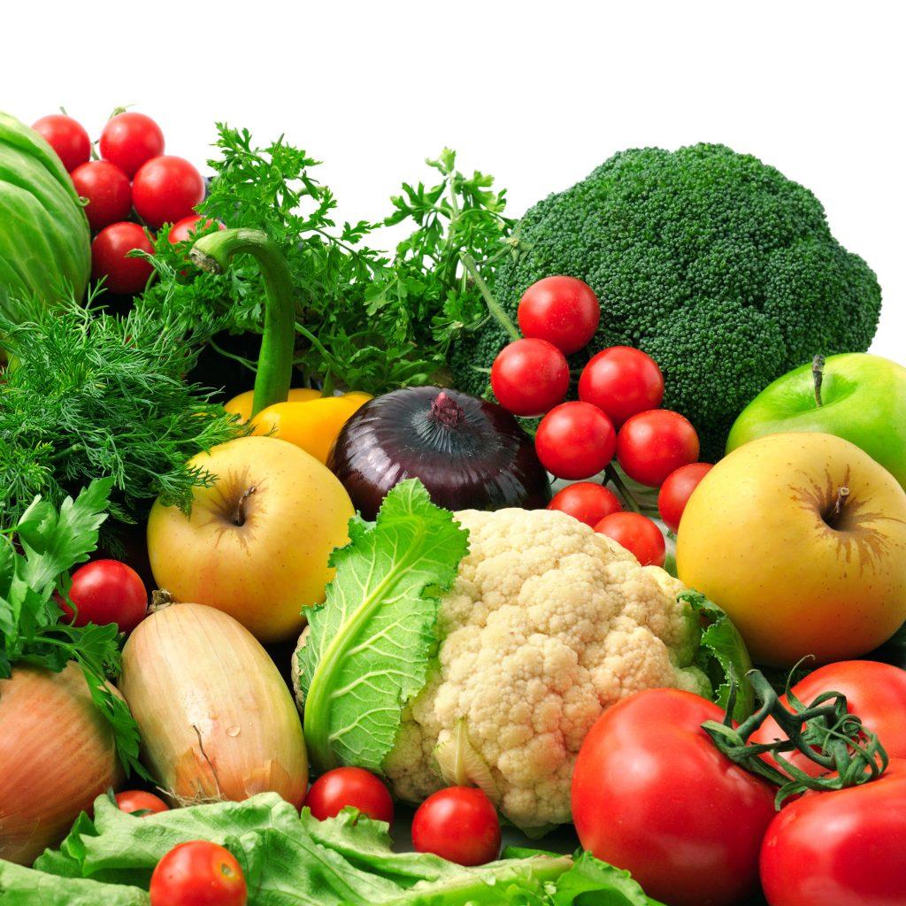 les fruits, légumes et aromates sont de puissants pourvoyeurs de micronutriments