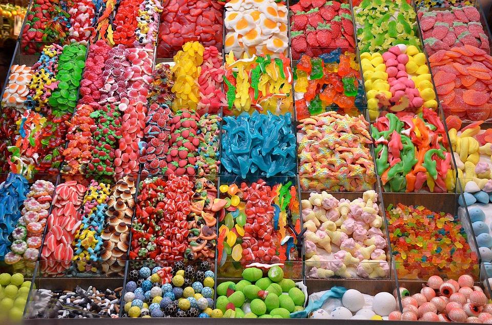 sucreries